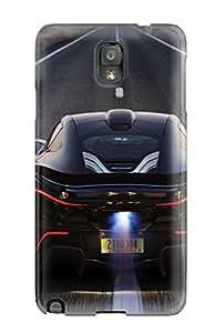 Hot Tpu Cover Case For Galaxy/ Note 3 Case Cover Skin - Mclaren P1 2014