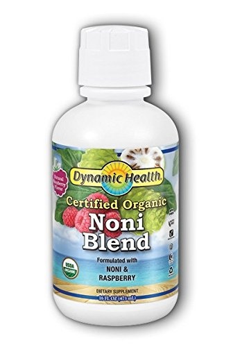 Dynamic Health Tahitian Noni Juice Raspberry,, ()
