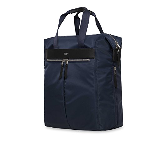Knomo Luggage Women's Chiltern Business Backpack, Navy, One Size