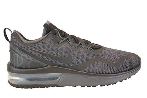 Nike Air Max Fury, Zapatillas de Trail Running Para Hombre, Negro (Black/Black/Anthracite 002), 39.5 EU