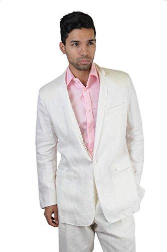 Dolce-Gabbana-100-Hemp-Silk-One-Button-Suit
