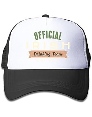 Irish Drinking Team Baby Baseball Cap Cute Hat