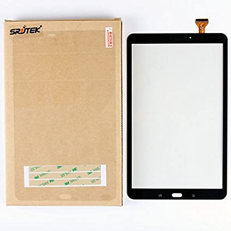 Black Vvsialeek Replacement Tablet Screen Compatible with Samsung Galaxy Tab A 10.1 2016 T580 SM-T580 T585 with Toolkit