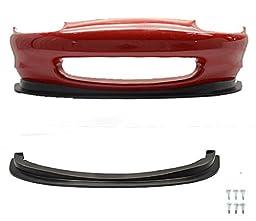99-00 Mazda Miata MX-5 DS Style Front Bumper Lip Chin Spoiler PU