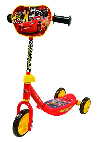 Smoby - 7/750107 - Cars - Patinette 3 Roues