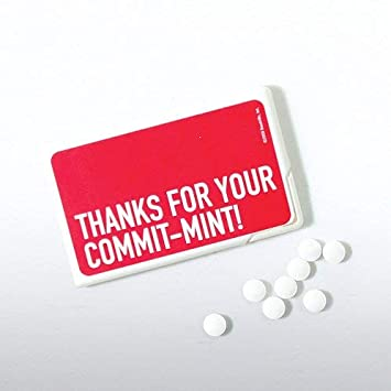 photo about Thank You for Your Commit Mint Printable named : Sugar-Free of charge Peppermint Mints -\