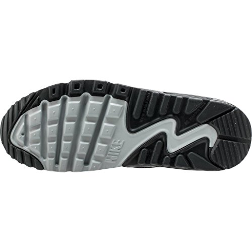 Running 90 Max Anthracite NIKE LTR White Air Shoe Black GS X5ppqxEw4