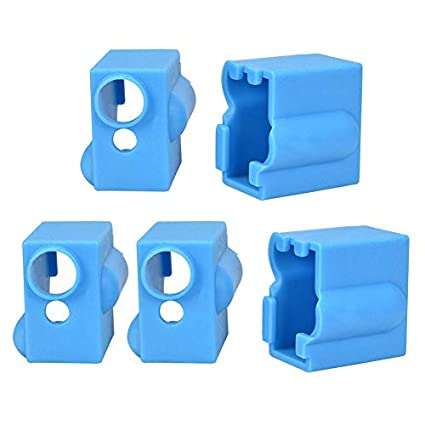 Onyehn - Juego de 5 termistores de silicona para impresora 3D ...