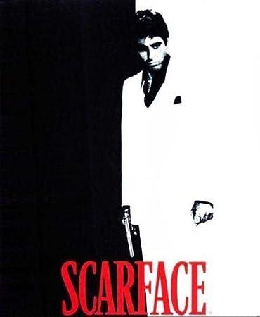 Scarface Rug Home Decor