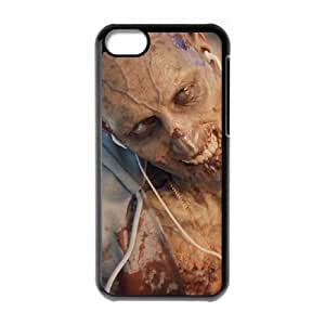 iPhone 5c Cell Phone Case Black Dying Light 021 Tinql
