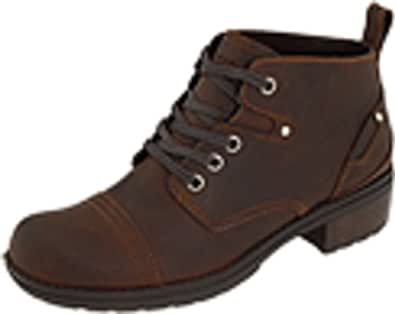 Eastland Women's Overdrive Ankle Boot,Brown,6 M US