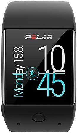 Polar M600 Smartwatch con GPS Integrado y Pulsómetro de Muñeca, Unisex Adulto, Negro, M/L: Amazon.es: Deportes y aire libre