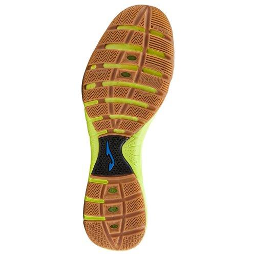 Joma , Chaussures pour homme spécial foot en salle jaune jaune