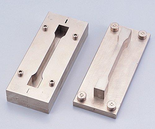 アズワン1-6002-19熱プレス機用金型JIS試験片JIS-K7171型 B07BD3D8BX