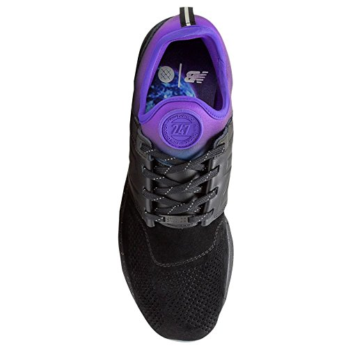 Uomo Mrl247go Black Sneaker New Violet deep Balance cPgZO8UW