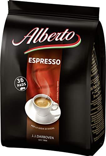 Darboven Alberto Espresso - Cafetera (0.25 oz, 36 unidades ...