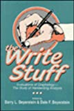 The Write Stuff, , 0879756136