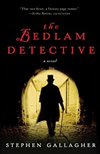The Bedlam Detective by Stephen Gallagher ebook deal