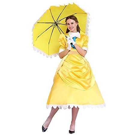 Tarzan Jane Porter Cosplay Costume · CosplayDiy Womenu0027s Fairy Tale Princess Costume Dress Yellow  sc 1 st  Creative Costume Ideas & Tarzan u0026 Jane Halloween Costumes - Creative Costume Ideas