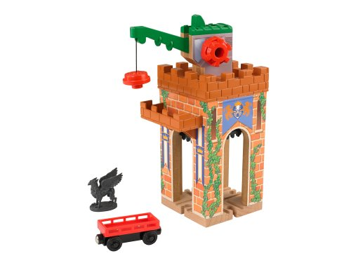 - Fisher-Price Thomas & Friends Wooden Railway, Castle Crane
