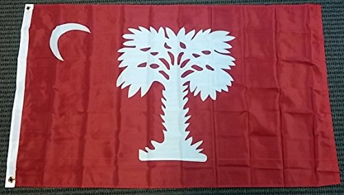 The Citadel Big Red South Carolina Polyester 3x5 Foot Flag Banner 1861