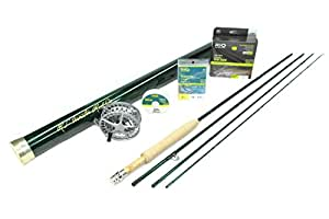 """Winston AIR Fly Rod Outfit 590-4 (5wt, 9'0"""", 4pc)"""