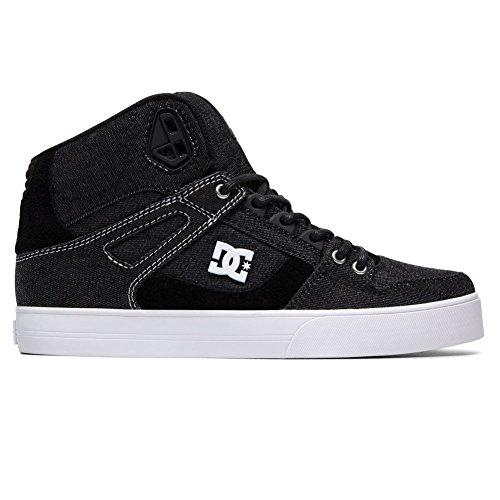 Dc Hi Wc Tx Sneaker Top Pure Men's Le Shoes Xkww Black qtCgXwrt