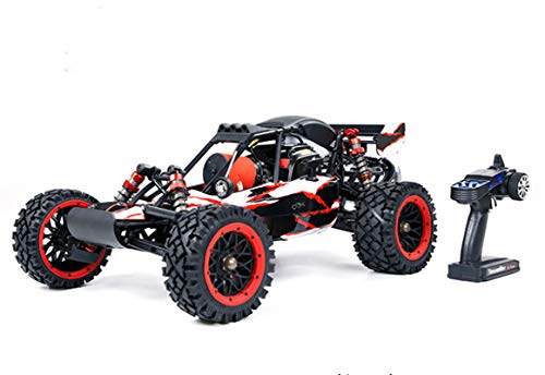 Oil-Powered Remote Control Small Steel Gun 1/5 Violence Head-Up Simulation Fuel Off-Road Vehicle High-Power Racing Drift Car