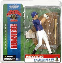 Action Sports Baseball (McFarlane Toys MLB Sports Picks Series 8 Action Figure Big League Challenge Lance Berkman)