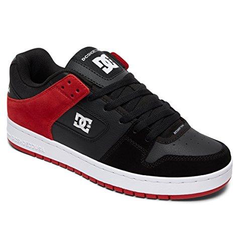 Dc Shoes Manteca - Schoenen Voor Mannen Adys100177 Zwart / Atletische Rood