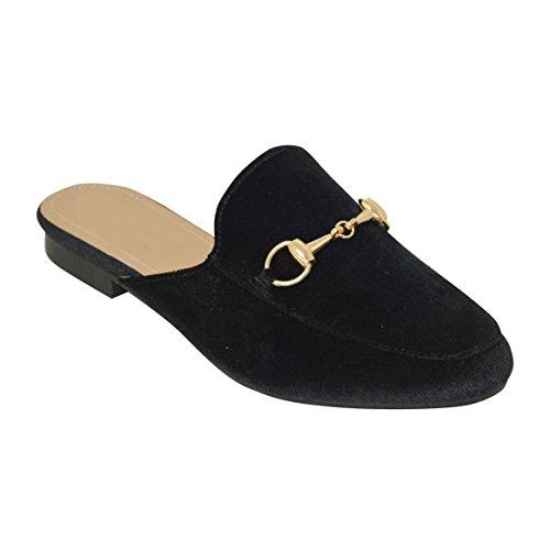 Ciara - Sandalias de vestir para mujer negro