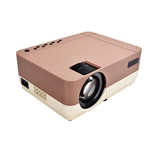 Qucking Light Proyector HD, Proyector Portátil De Cine En Casa ...