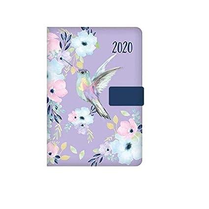 JMS® 2020 - Agenda organizadora de día a página, tamaño A5 ...