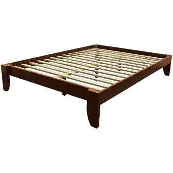 Impressive Platform Bed Frame Queen Style