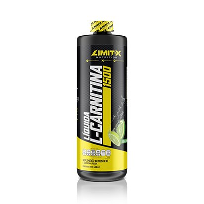 Limit X Nutrition Liquid L-Carnitine (Lemon)