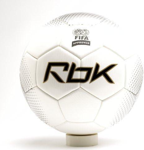 Reebok fútbol NFHS/FIFA balón (Blanco): Amazon.es: Deportes y aire ...