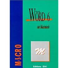 Word 6 MAC