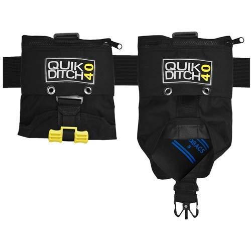 Seasoft Quick Ditch-40 Weight Pockets