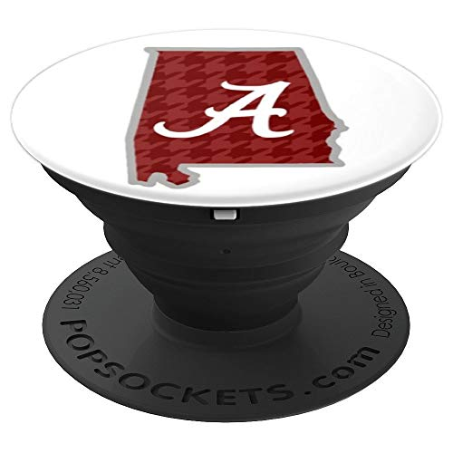 Collapsible Phone/Tablet Grip & Stand Alabama - PopSockets Grip and Stand for Phones and Tablets