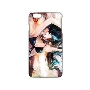 Sexy Black Rock Shooter 3D Phone Iphone 5C