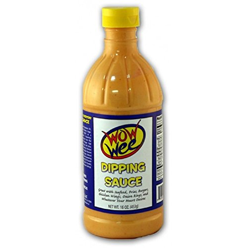 Wow Wee Dipping Sauce, 16 Fluid Ounce Bottle