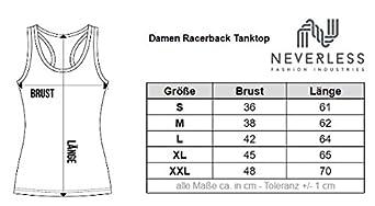Neverless Damen Tank-Top Zentangle Hirsch Geweih Traumf/änger Mandala Atzekenmuster Boho Bohamian Atzec