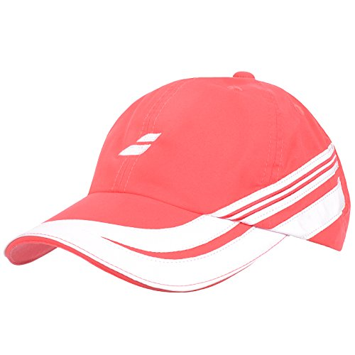 Babolat Hat (Babolat Adults Tennis Cap - One Size - Coral)