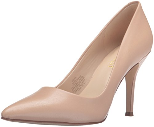 Dress West Women's Flax Pump Nude Nine tx1pq64q