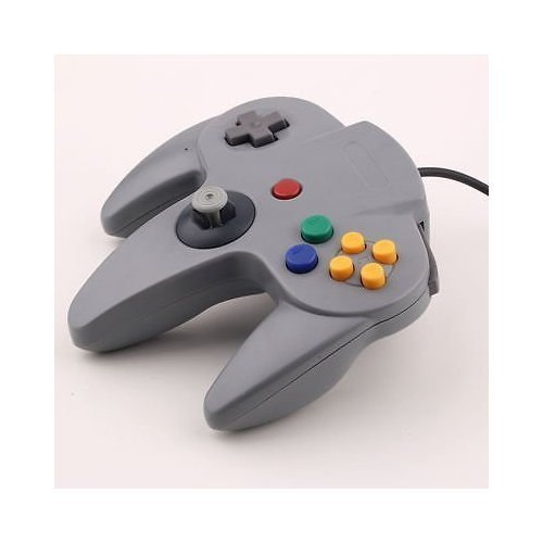 brand-new-long-game-handle-controller-for-nintendo-64-grey