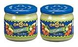 Ortega Guacamole Style Dip, 11.5 oz (Pack of 2)