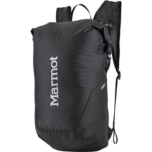 Marmot Kompressor Comet 16L Backpack Black, One (Marmot Nylon Backpack)
