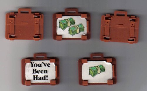 Trust Me 1981 Board Game