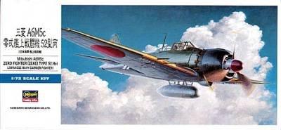 A6m5c Zero Fighter - 1/72 A6M5C ZERO FIGHTER 6/01