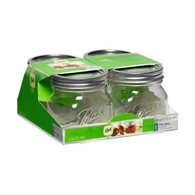 Ball 16 Oz. Elite Jar (Set of 4)